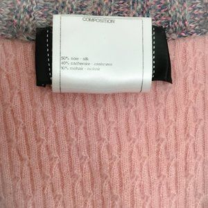 CHANEL Dresses - Chanel Pink Knit with Cashmere Dress